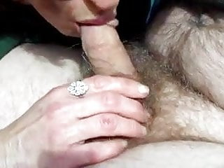 Hairy cock patches - Blowing small hairy cock in the car