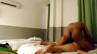 Henjut nana kat hotel
