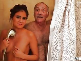 Gay men cock sucking videos Teen jeleana marie sucks and fucks old men