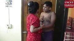 Desi Mature Big Boobs and Big Ass Wife
