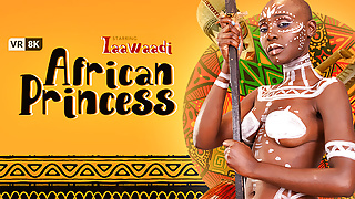 VRConk – Horny African Princess Loves Fucking White Guys – VR Porn