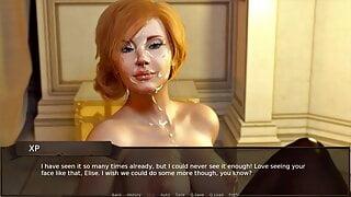 Love Season v0.6 - One last facial with horny cougar (12)