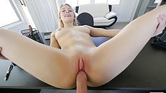 LOAN4K. Strip dancer cant pay rent so why comes to fuck