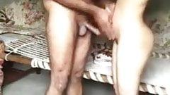 Indian old teacher fucks young girl