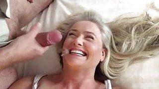 Trophy wife facial