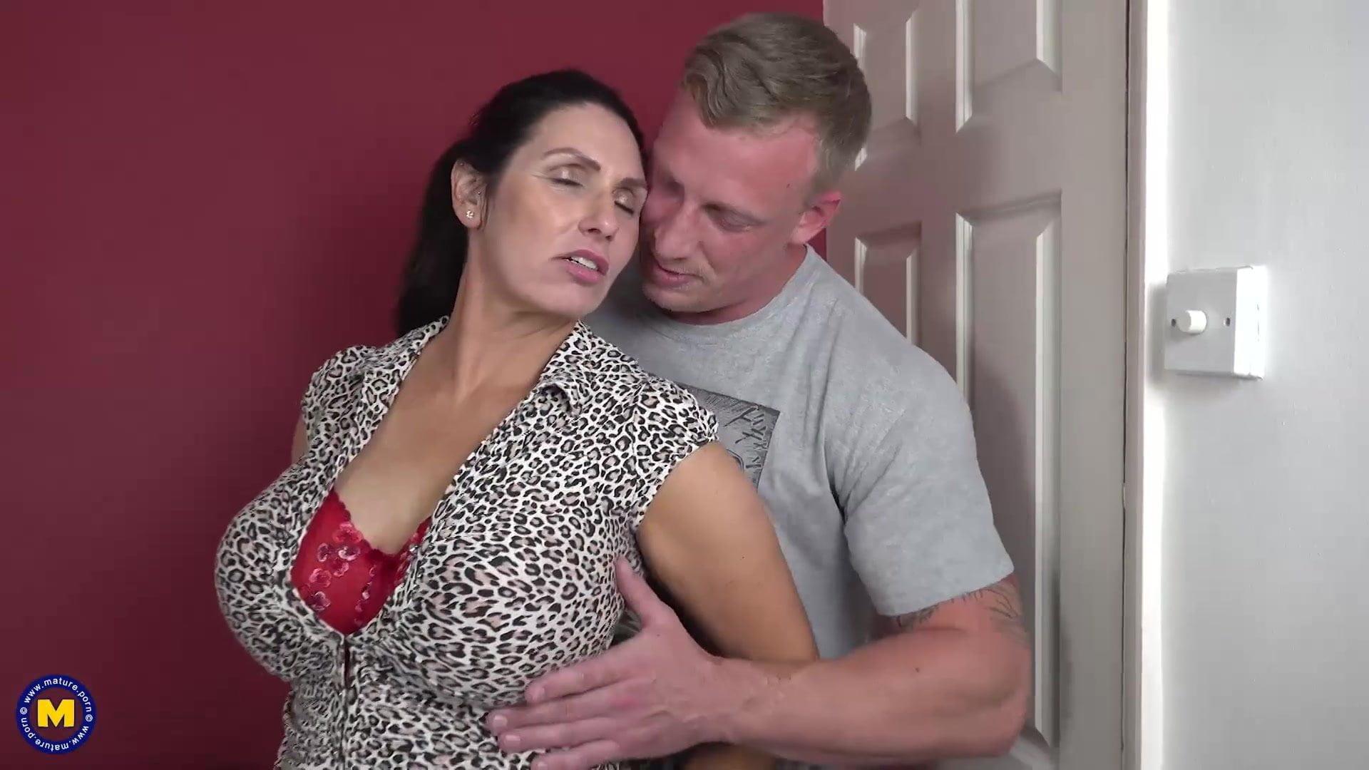 Big Tit Latina Step Mom