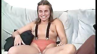 Suspenders With Panties