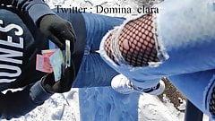 Mistress Clara - Public humiliation