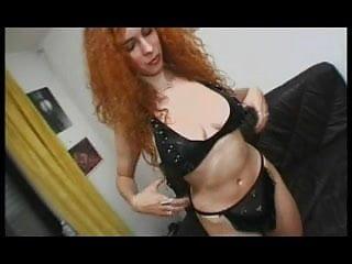 Big tits redhead pov Great tits redhead milf is toyed before sucking