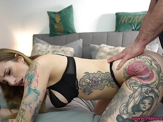 Three hole fucking videos Devotes german girl gets fucked hard in all three holes