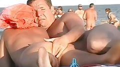 Nude Beach - Exhibitionists Pt 03