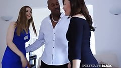 Private Black - Sex Crazed Stella Cox In Anal With A BBC!