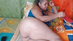 Colombian granny 53 years old