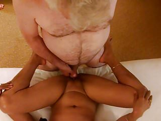 Asian wife nipple Uncut cock, pierced pussy