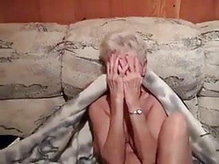 Your amateur voyeur Shame granny show your old body