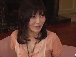 Feels like fart during oral sex Hikaru kirameki screams like crazy during nasty trio
