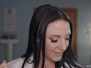 Dr sex fantasy Asmr fantasy dr. angela white gives full body physical exam