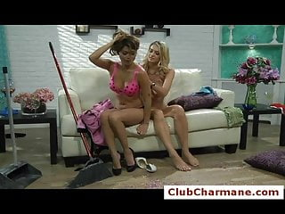 Asian government affairs - Charmane star lesbian affair