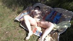 Outdoor Nackt.