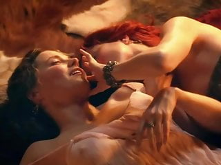 Spartacus lucy lawless naked - Lucy lawless mixbitch
