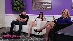 Jayde Symz , Summer Day - Couples Counseling - Twistys