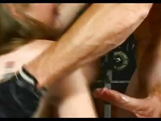 Toorent red anal - Freckled red skyy gets hairy twat and ass fucked