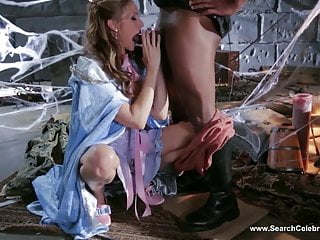 Cinderella slippers for adults - Julia ann - cinderella xxx 2014