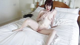 Wife posing in sexy Lingerie