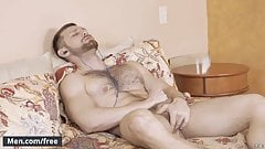 Jacob Peterson Roman Cage - Guest Butt Fucker - Str8 to Gay