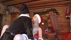 french santa's wife fucking 3