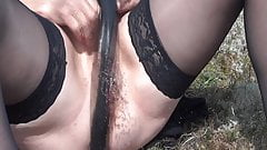 Squirt in the dunes 1