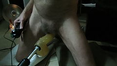 Mangina Dildo Play CockAsClit