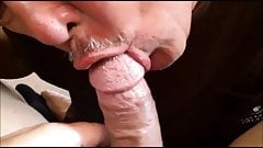 Grandpa from Hawaii sucking his daddy friend -4