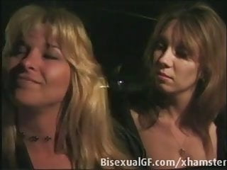 Woman having sex with woman - Two woman having sex in the cab