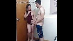 Lebanese Arab girl part 3
