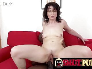 Porn smut Smut puppet - granny interracial anal compilation part 6