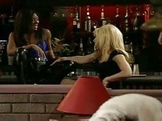 Encyclopedia lesbian scene Nina hartley and unknown woman lesbian scene