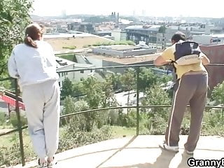 Mature lesbos powered by vbulletin - He heals grandma with the power of his cock