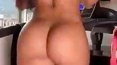 face fuck Naked gym boyfriend