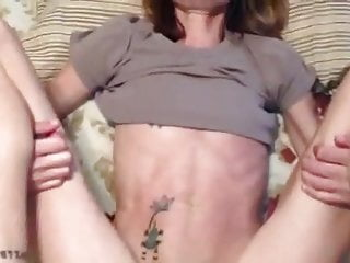 Wife fucked in ass videos - Quickie skinny tattooed wife fucked in ass