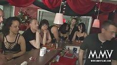 MMV FILMS German Amateur Swinger Party
