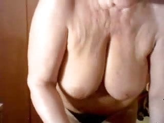 Web cam voyeur Hacked web cam of my pervert old mum. watch the bitch