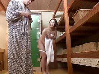 Hot springs sex pictrues Jap hot spring-sist4-onsen