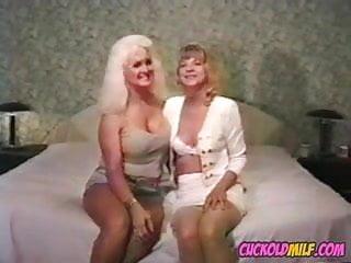 Danni sex toys - Cuckold milf - classic cukold danni with black studs