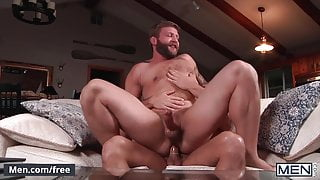Colby Jansen Dirk Caber Eat And Drill Each Others Butt - Men