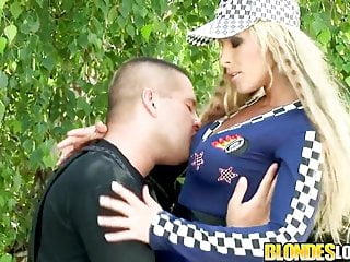 Clothing dick jane Blondes love dick - biker babe jenna jane pounded outdoors
