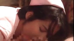 Japanese Cosplay Porn - MILF in nurse outfit roughed up