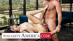 Naughty America - Isabella Nice is in need of a job