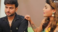 Bhabhi teaches husband's wife how to satisfy husband at night.