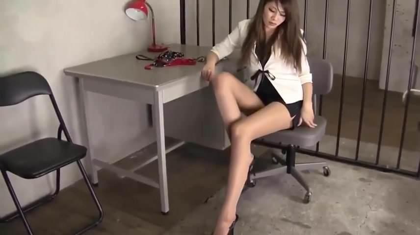 Japanese Girl Spanked Fucked